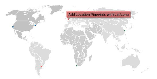 Interactive Flash World Map using XML